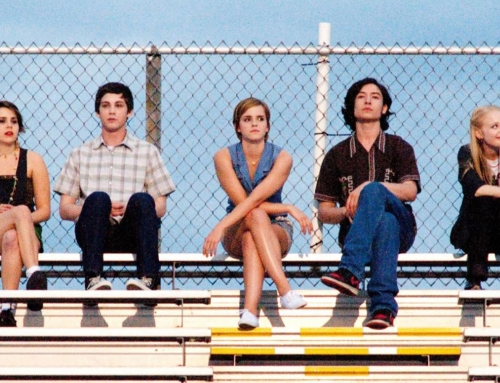 The PR Perks Of Being A Wallflower